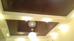 Подборка наших работ по установке натяжных потолков в Запорожье по 1 фото