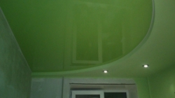 Три потолка в одной квартире г.Запорожье Победы д.115