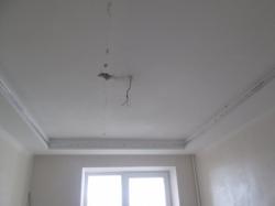 монтаж 2 потолков по бул.Гвардейскому в Запорожье-5