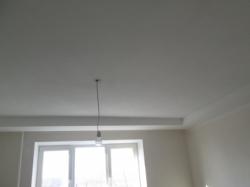 монтаж 2 потолков по бул.Гвардейскому в Запорожье