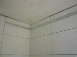 установка натяжного потолка в ванной - 2