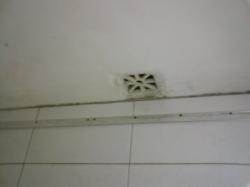 установка натяжного потолка в ванной - 6