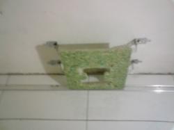 установка натяжного потолка в ванной - 8